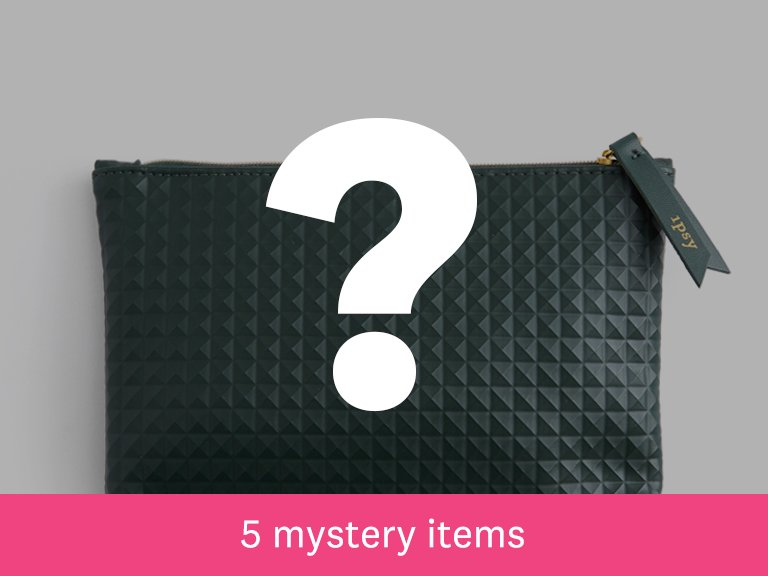 Past Glam Bags Ipsy
